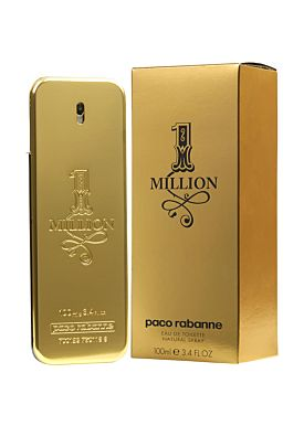 Paco Rabanne 1 Million  Eau de Toilette100 ml Vaporizador