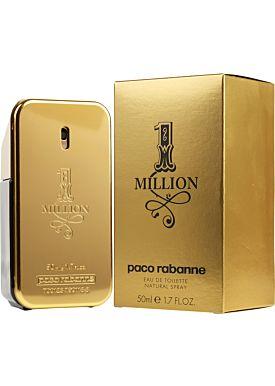 Paco Rabanne 1 Million Eau de Toilette 50 ml Vaporizador