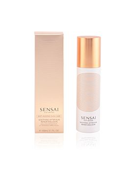 Sensai Silky Bronze Smoothing After Sun Repair Emulsion 150 ml