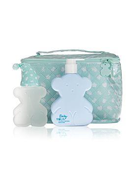 Tous Baby Tous Estuche EDC 100 ml Vaporizador + Body Milk 250 ml + Neceser