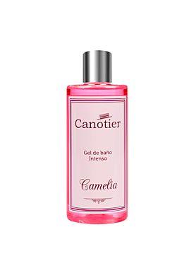 Canotier Gel de Baño Intenso de Camelia 300ml