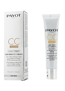 Payot Uni Skin CC Cream SPF 30 40ml