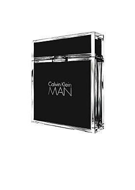 Calvin Klein MAN Eau de Toilette 100 ml Vaporizador