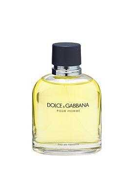 Dolce & Gabbana Pour Homme Eau de Toilette 75 ml Vaporizador