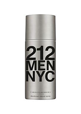 Carolina Herrera 212 Men Deodorant Spray 150ml