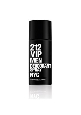 Carolina Herrera 212 VIP Men Desodorante Spray 150ml