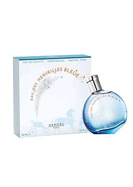 Hermès Eau des Merveilles Bleue  Eau de Toilette 50 ml Vaporizador