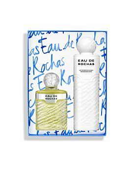 Rochas EAU DE ROCHAS  EDT  Vaporizador 220ml  + Body Lotion 500ml