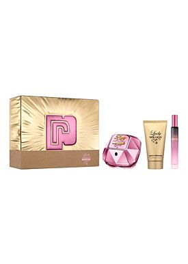 Paco Rabanne Estuche Lady Million Empire 50 ml Vaporizador + Body Lotion 75 ml + 10 ml Vapo