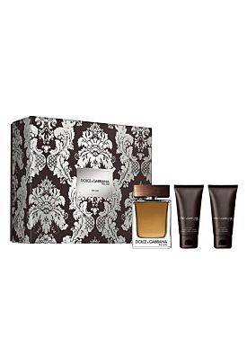 Dolce & Gabbana The One MEN Estuche EDT Vaporizador 100 ml+After Balm50 ml +Gel  50 ml