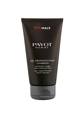 Payot Optimale Gel Désincrustant Charbon 200 ml