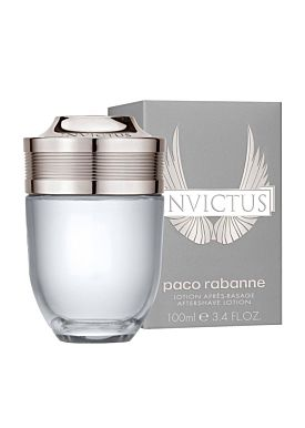 Paco Rabanne Invictus After Shave Loción 100 ml
