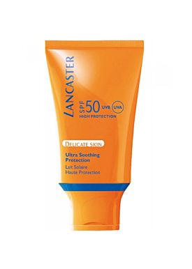 Lancaster Sun Sensitive Luminous Soothing Milk SPF50 125ml