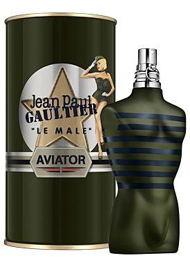 """Jean Paul Gaultier Le Male Aviator Eau de Toilette 125ml Vaporizador """"Edición Limitada"""""""