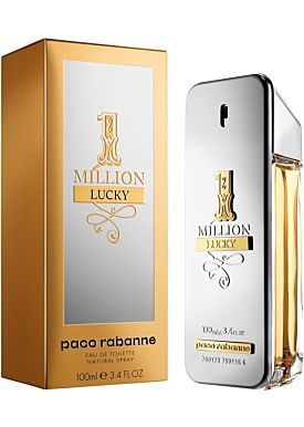 Paco Rabanne 1 Million Lucky Eau de Toilette 100 ml Vaporizador