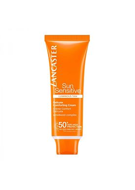 Lancaster Sun Sensitive Luminous Tan Delicate Comforting Cream SPF50 50 ml