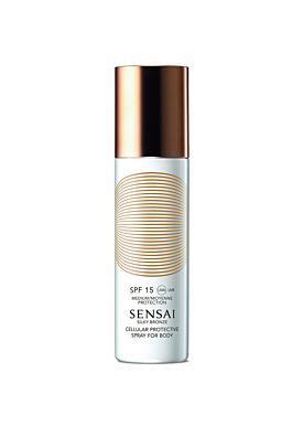 Sensai Silky Bronze Cellular Protective Cream for Face SPF15 50 ml