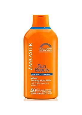 Lancaster Sun Beauty Sublime Tan Silky Milk SPF 50 400 ml