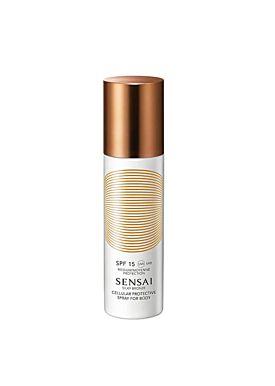 Sensai Silky Bronze Sun Protective  Spray Body SPF 15 150ml