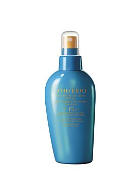Shiseido Sun Protection Oil-Free SPF15 150ml
