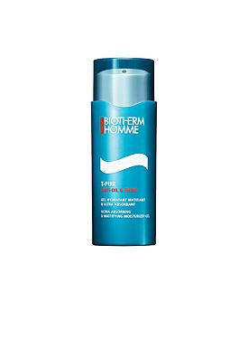 Biotherm Homme T-Pur Anti-Oil & Shine Gel Hydratan 50ml