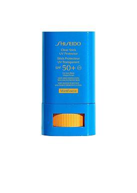 Shiseido Sun Care Clear Stick UV Protector WetForce SPF 50+ 15gr.