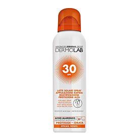Dermolab Leche Solar Rostro Y Cuerpo – Spf 30  Bruma 250ml
