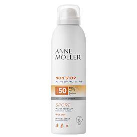 Anne Möller NON STOP Bruma Corporal Invisible SPF50 200 ml