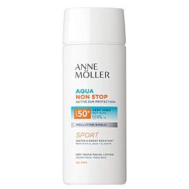 Anne Möller NON STOP Aqua Loción Facial Toque Seco SPF50+ 75 ml