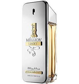 Paco Rabanne 1 Million Lucky Eau de Toilette 200 ml Vaporizador