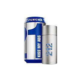 Carolina Herrera 212 Men Collector  Kiss my ABS Eau De Toilette 100ml Vaporizador