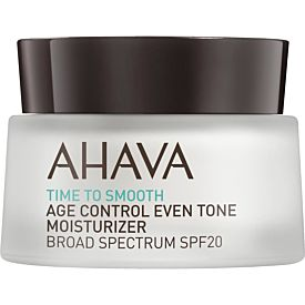 Ahava Time to Smooth Age Control Even Tone Moisturizer SPF 20