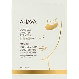 Ahava Dead Sea Osmoter Eye Mask Pack 6 unidades