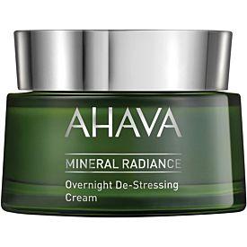 Ahava Mineral Energizing  Radiance Overnight De-Stressing  Cream 50 ml