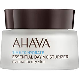 Ahava Time to Hidrate Essential Day Moisturizer Normal Dry 50 ml