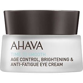 Ahava Time to Smooth Age Control Brightening Eye Cream 15 ml