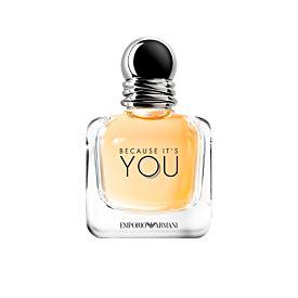Armani Because It's You Eau de Parfum 100 ml Vaporizador
