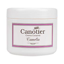 Canotier Crema Corporal de Camelia 500ml