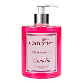 Canotier Jabón de Manos de Camelia 500ml