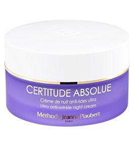 Jeanne Piaubert Certitude Absolue Crème de Nuit 50 ml