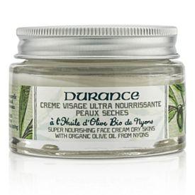 Durance ÓULIVO - Crema facial ultra-nutritiva extracto Hojas Olivo 50ml