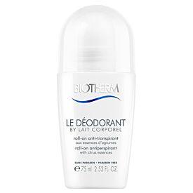 Biotherm Le Déodorant by Lait Corporel 75ml