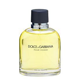 Dolce & Gabbana Pour Homme Eau de Toilette 125 ml Vaporizador