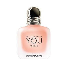 Emporio Armani In Love With You Freeze Eau de Parfum 100 ml Vaporizador