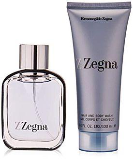 Ermenegildo Zegna UOMO  Estuche 50 ml Vaporizador + Gel 100 ml