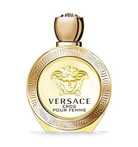 Versace Eros Pour Femme  Eau de Toilette 100 ml Vaporizador