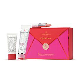 Elizabeth Arden Estuche Eight Hour Cream 50 ml +Hand Treatment 30 ml + Lip Protectant