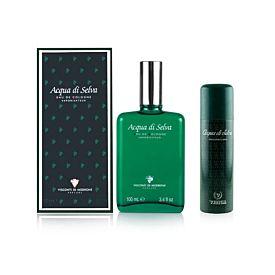 Victor Acqua Di Selva Eau De Toilette Spray 100ml + Desodorante