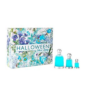 Halloween BLUE DROP 100ml Vaporizador  + 30ml Vaporizador + miniatura