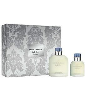 Dolce & Gabbana LIGHT BLUE Pour Homme Estuche 125 ml Vaporizador + 40 ml Vaporizador